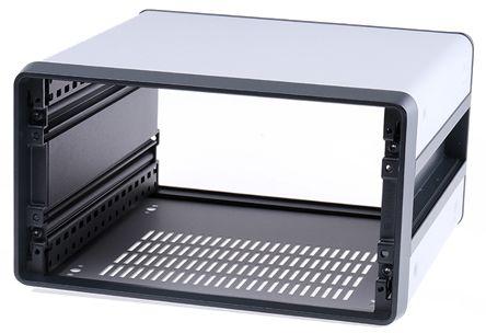 nVent – Schroff CompacPRO 3U Server Cabinet 147.1 x 257 x 271mm, Grey
