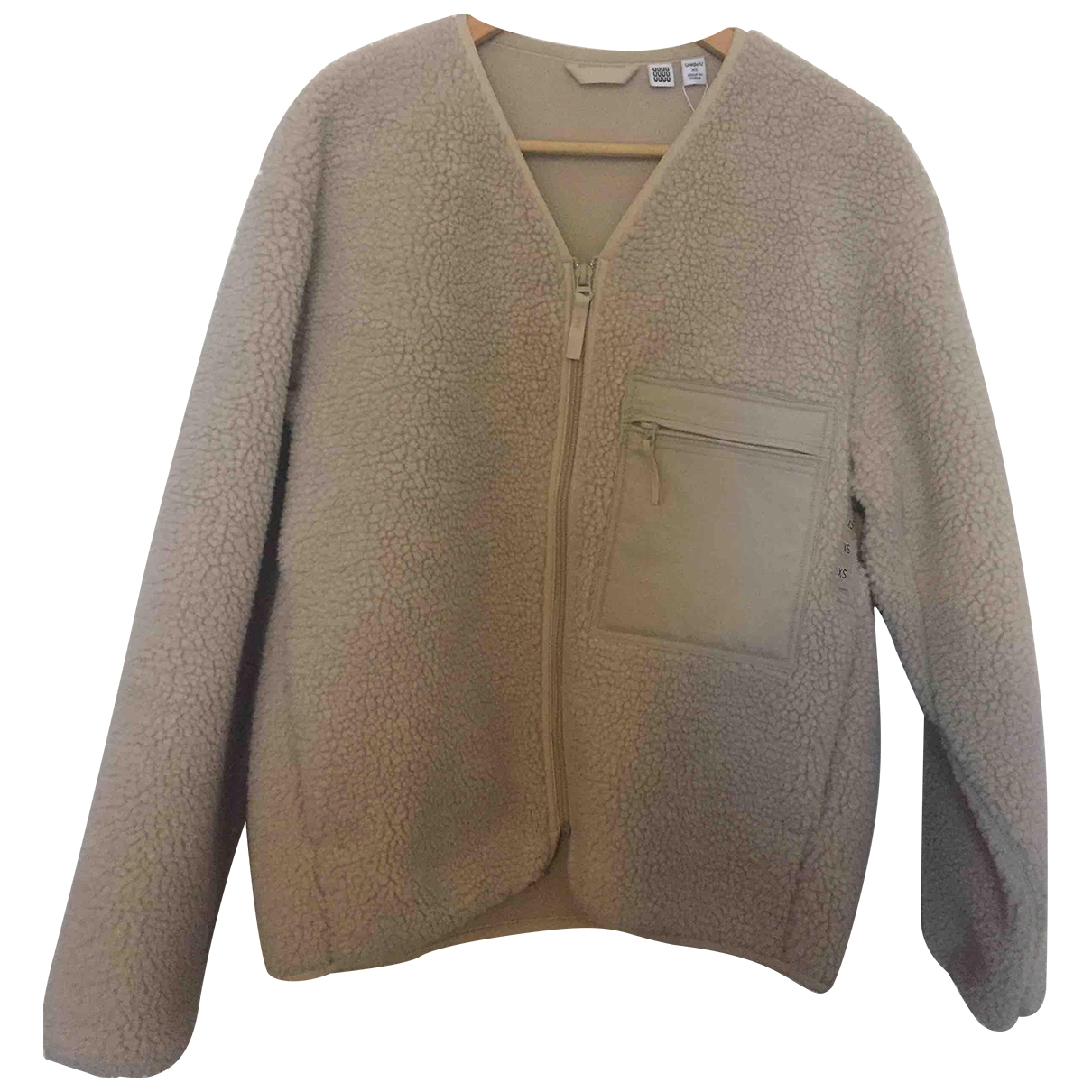 Uniqlo \N Beige jacket  for Men XS International
