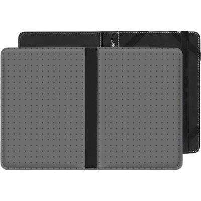 Amazon Kindle Paperwhite eBook Reader Huelle - Dot Grid Grey von caseable Designs