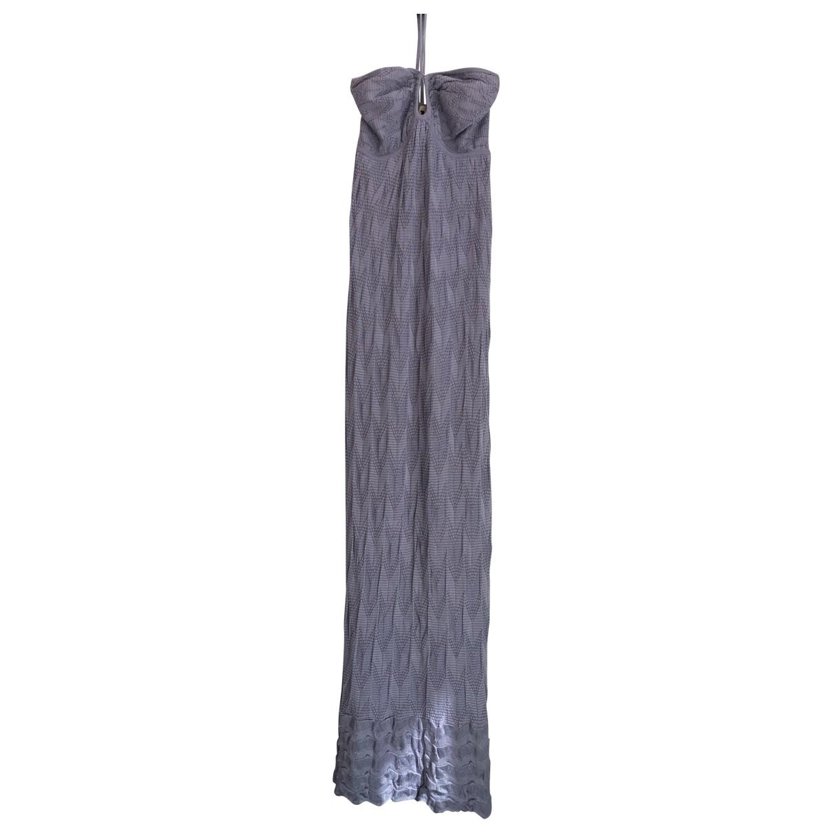 M Missoni \N Kleid in  Lila Viskose