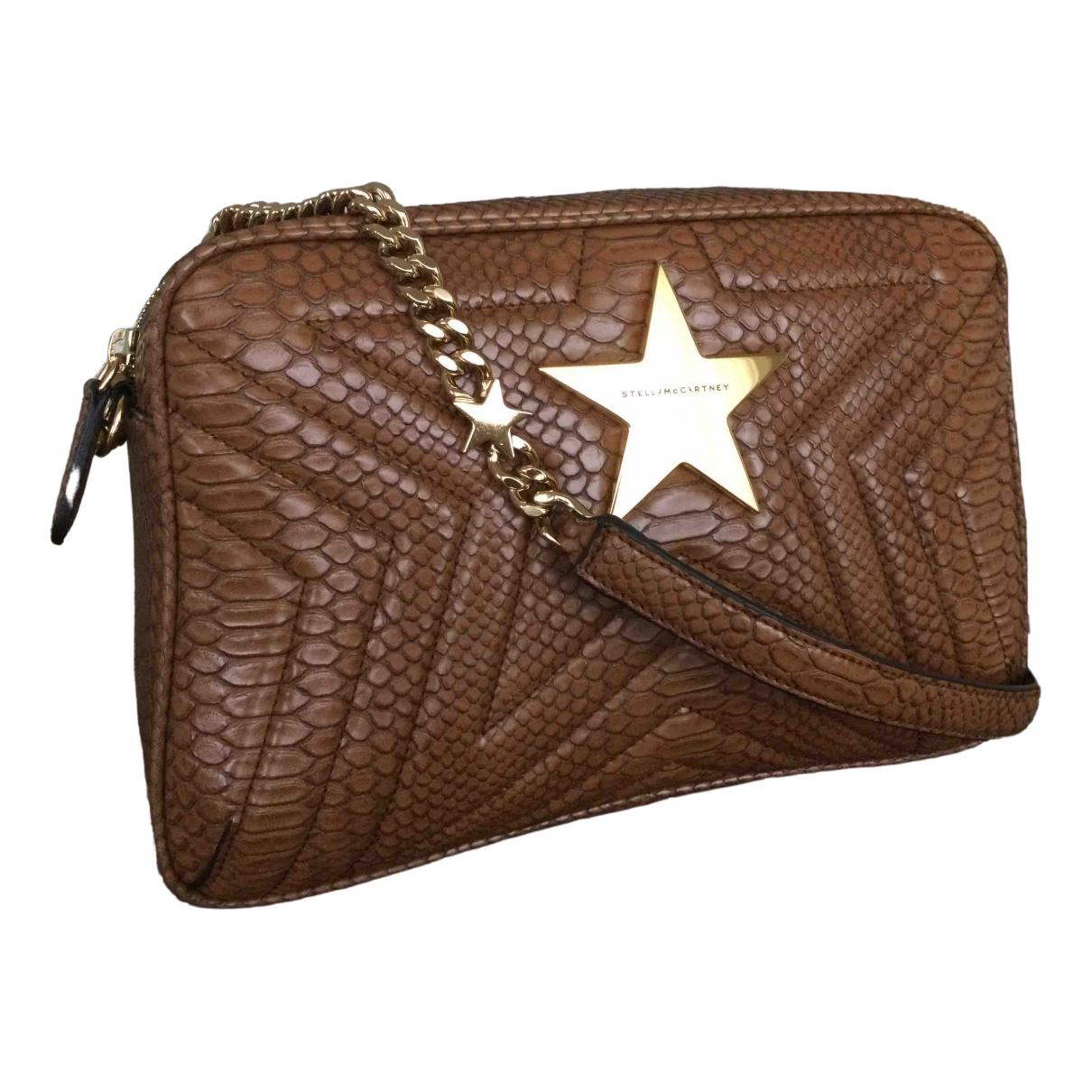 Stella Mccartney Stella Star Brown handbag for Women N