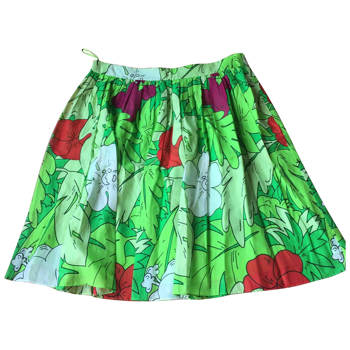 Moschino Cheap And Chic \N Cotton skirt for Women 44 IT