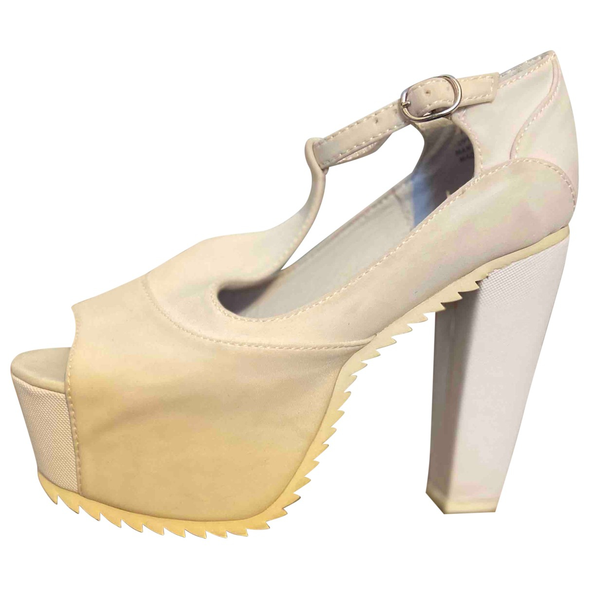 Sandalias de Lona Jeffrey Campbell