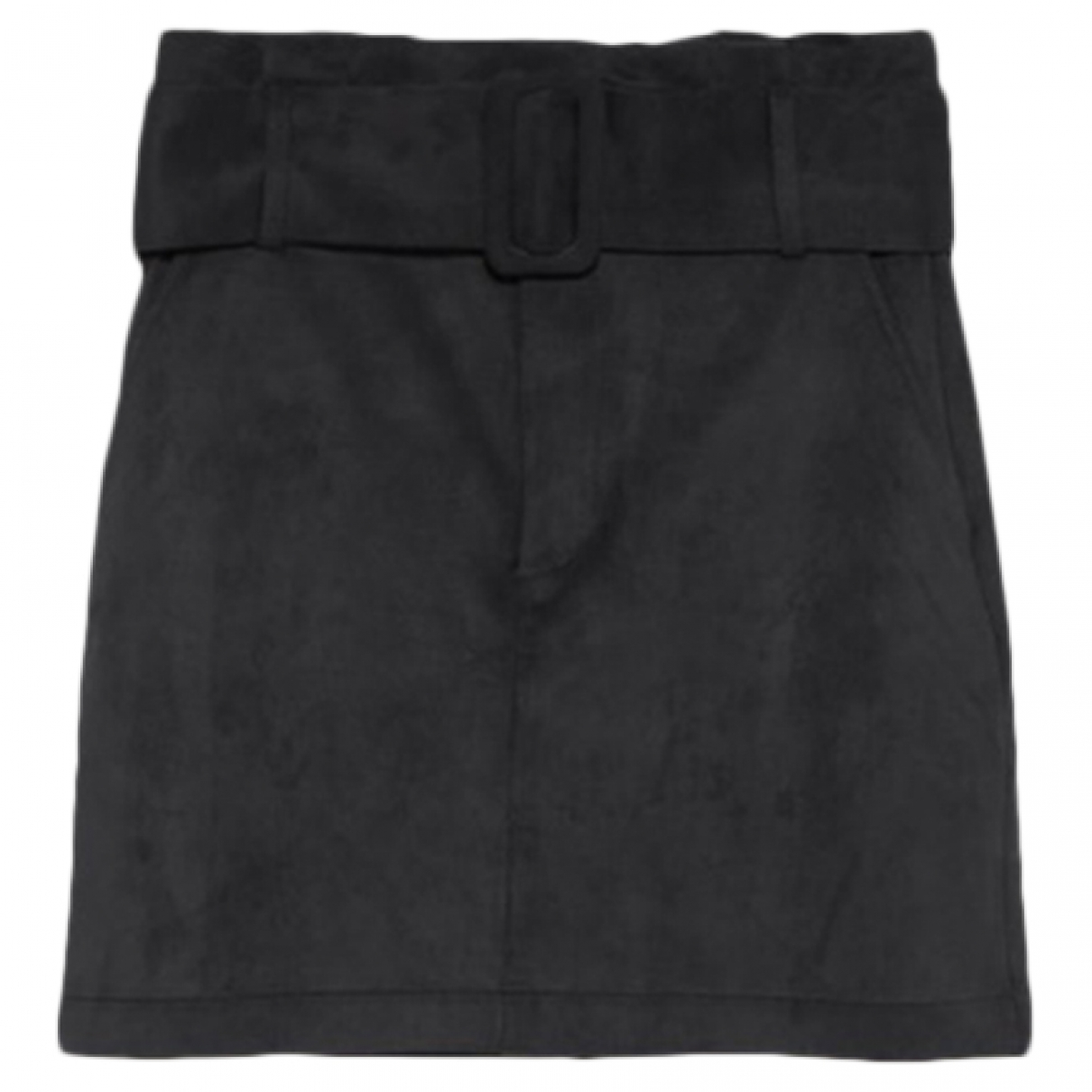 Zara \N Black Leather skirt for Women S International