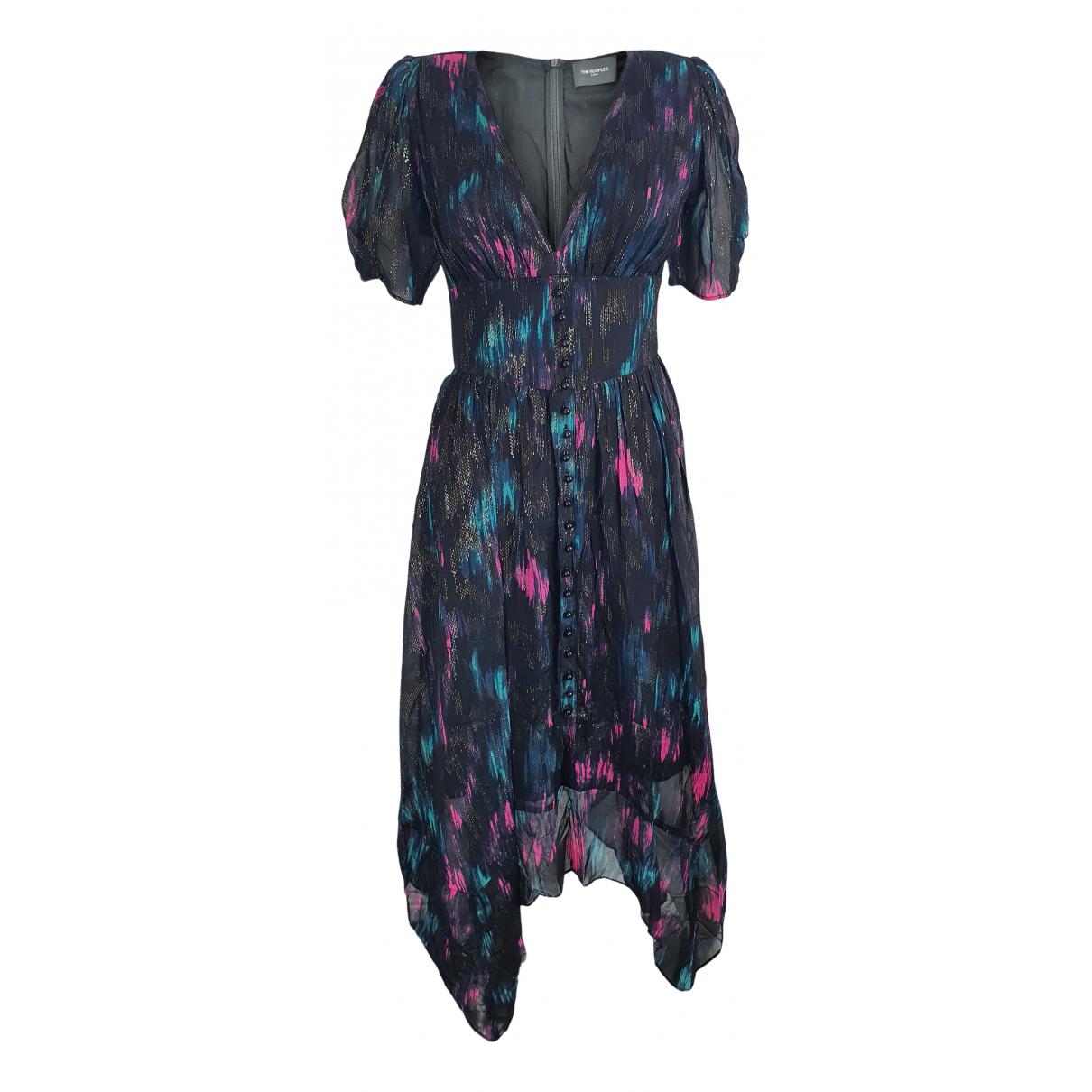 The Kooples Spring Summer 2020 Black dress for Women 1 0-5