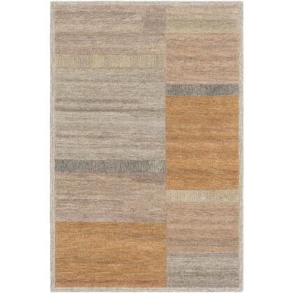 Equilibrium EBM-1002 2' x 3' Rectangle Modern Rug in