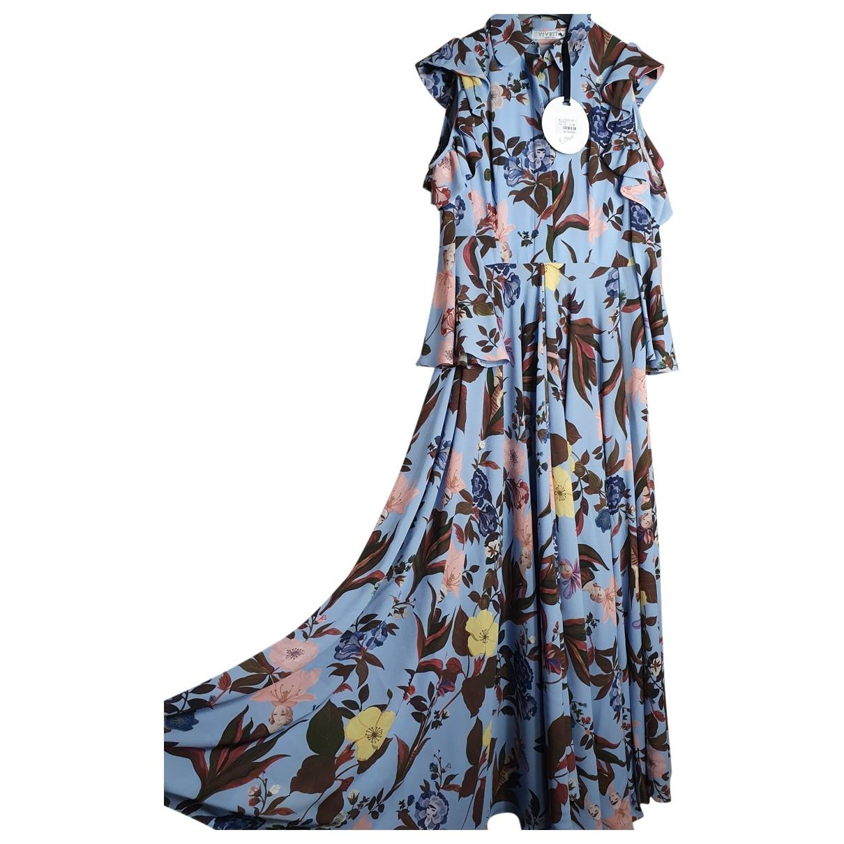 Vivetta \N Kleid in  Bunt Baumwolle
