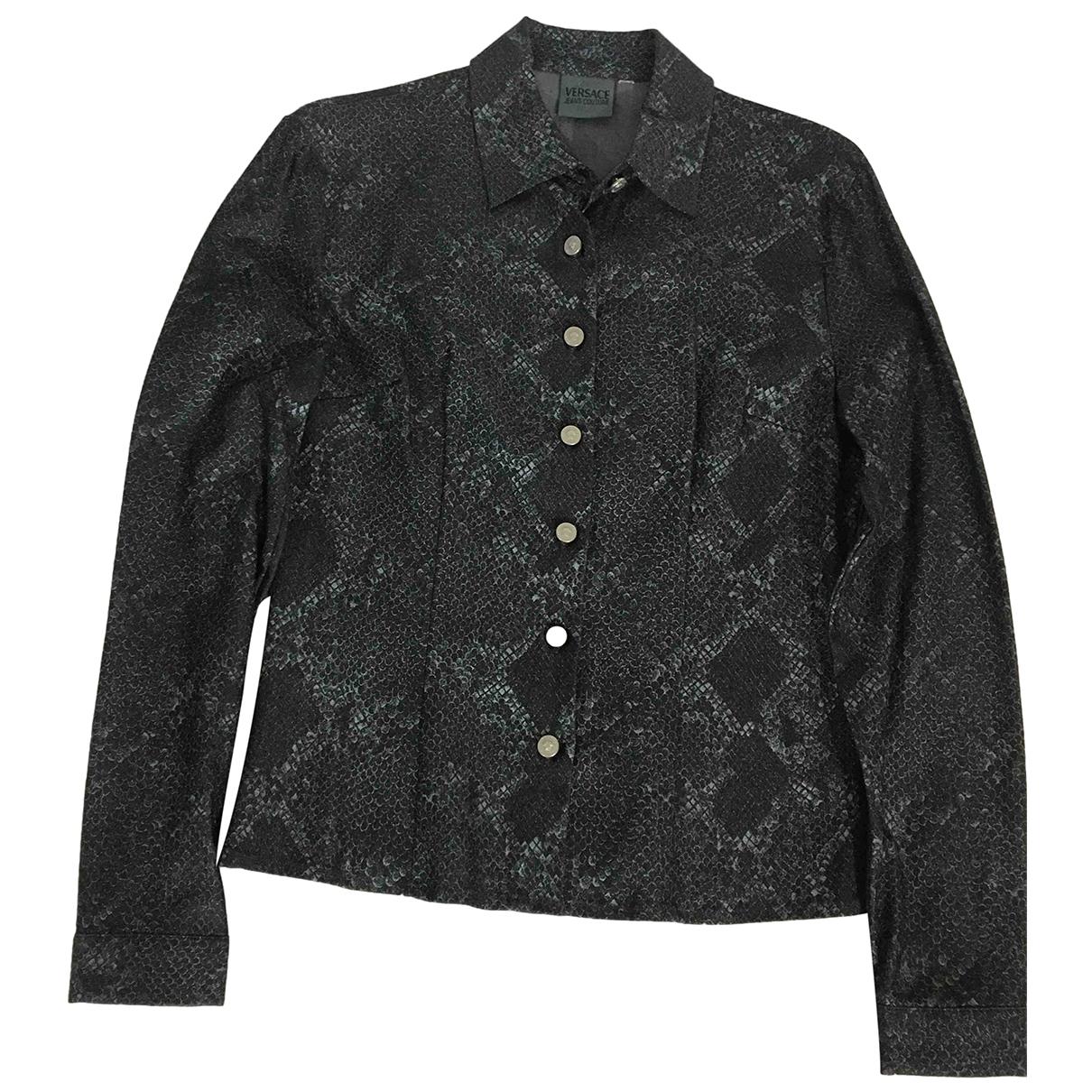 Versace Jean - Robe   pour femme - gris