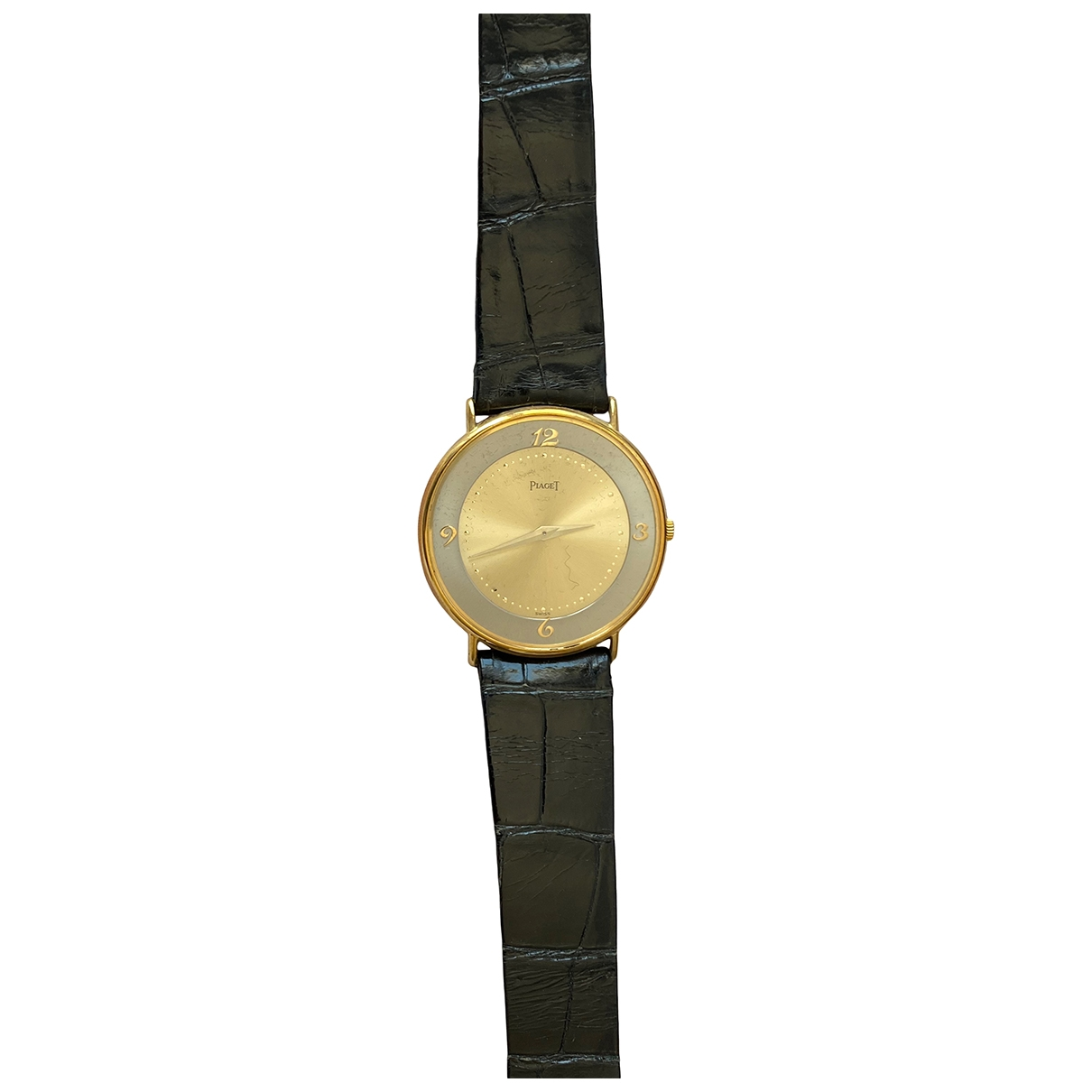 Piaget Classique Gold Yellow gold watch for Men \N
