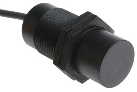 BALLUFF 66.5mm Non Flush Mount Capacitive sensor, PNP-NO Output, 25 mm Detection Range, IP67