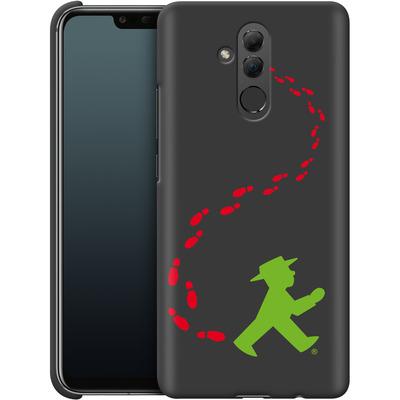 Huawei Mate 20 Lite Smartphone Huelle - AMPELMANN Footsteps  von AMPELMANN