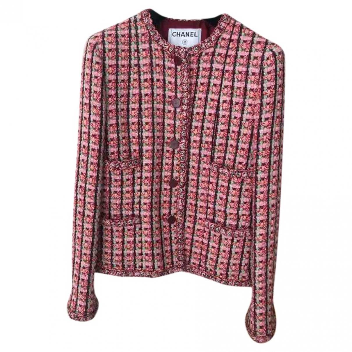 Chanel \N Multicolour Cotton jacket for Women 38 FR