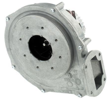 ebm-papst Hot Gas Centrifugal Fan 176 x 178 x 98mm, 115m³/h, 230 V ac AC (RG130 Series)