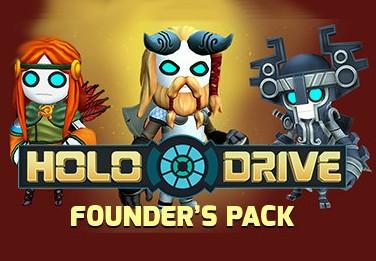 Holodrive - Founders Pack DLC Steam CD Key
