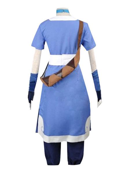 Milanoo Avatar The Last Airbender Sokka Cosplay Costume