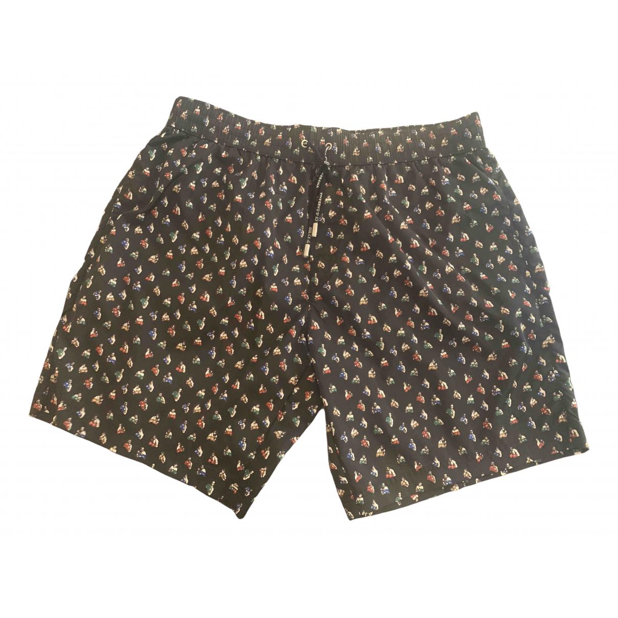 Dolce & Gabbana \N Black Swimwear for Men M International