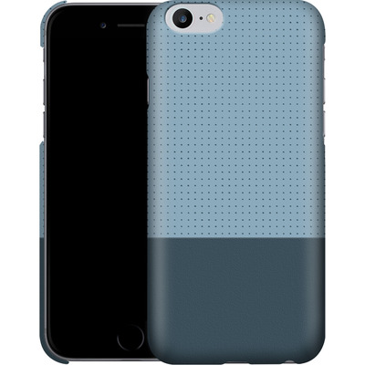 Apple iPhone 6s Plus Smartphone Huelle - Dot Grid Blue von caseable Designs