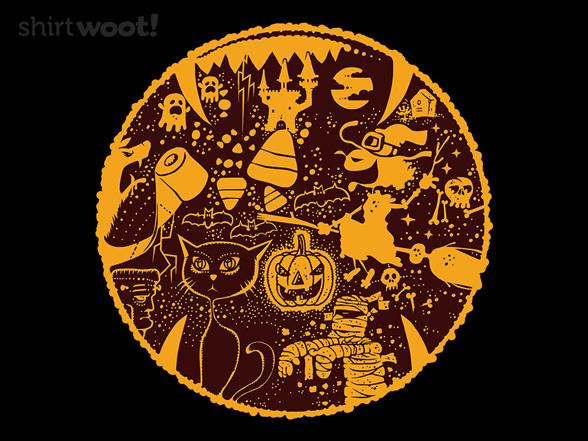 Halloween Medley T Shirt
