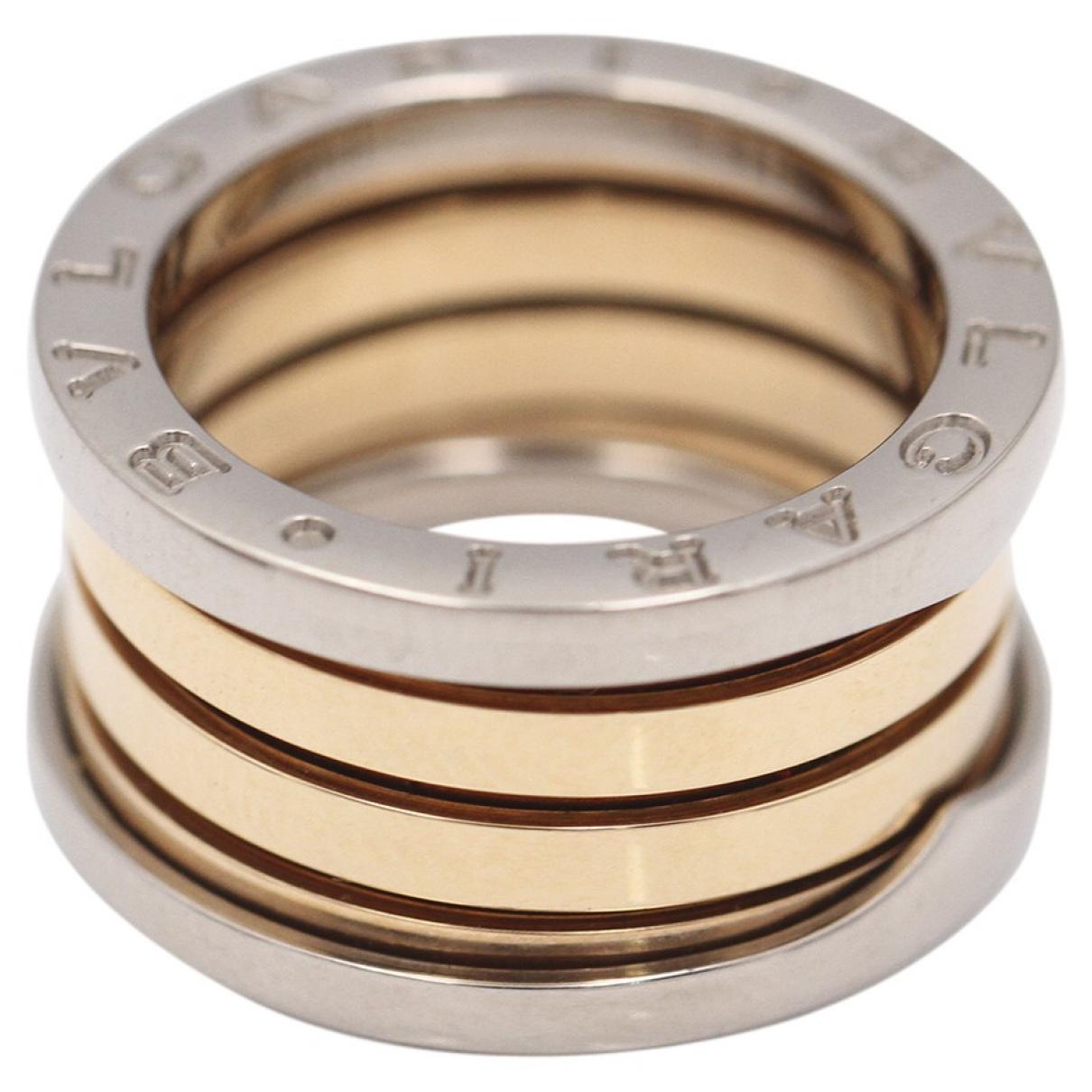 Bvlgari - Bague B.Zero1 pour femme en or jaune - metallise