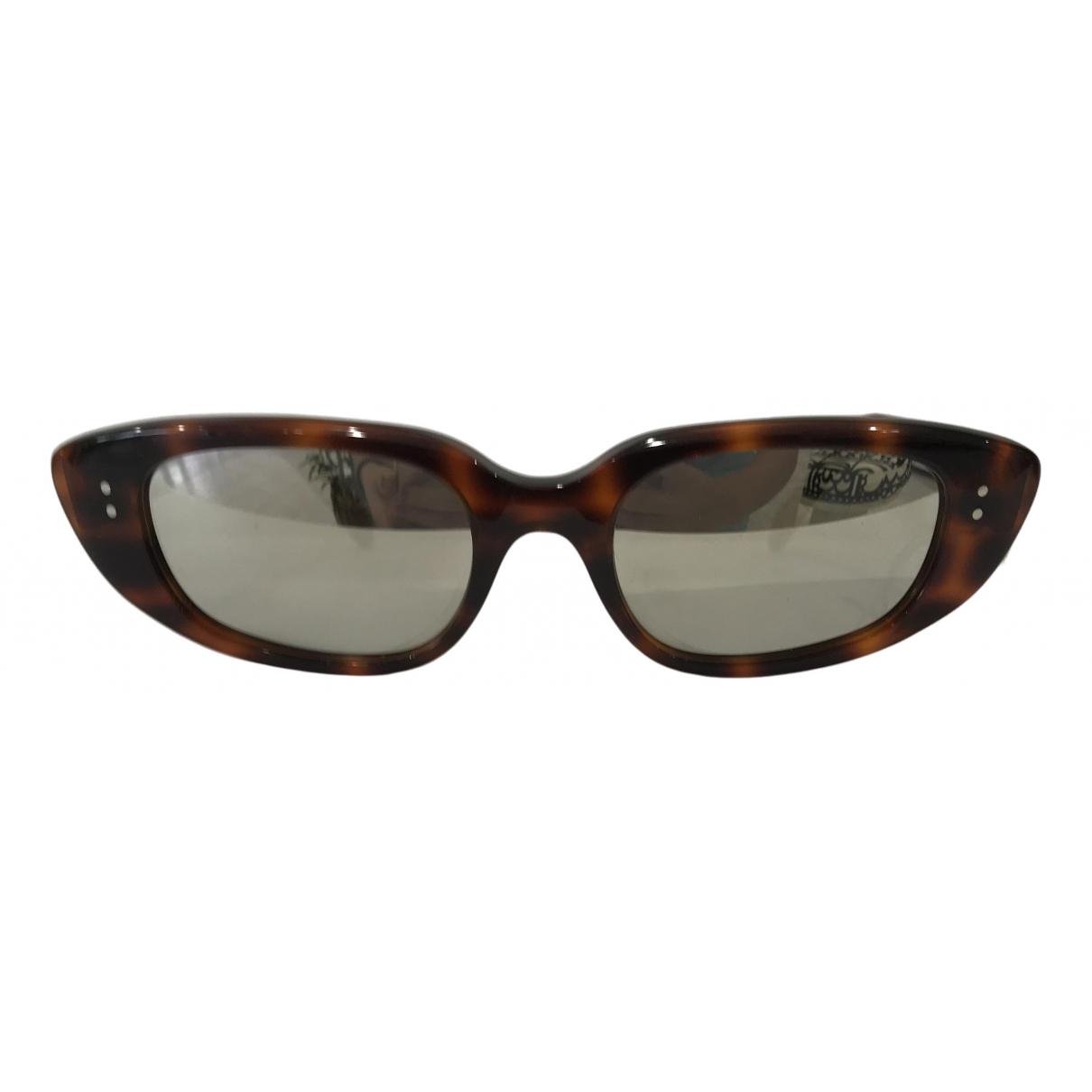 Celine \N Sonnenbrillen in Kunststoff