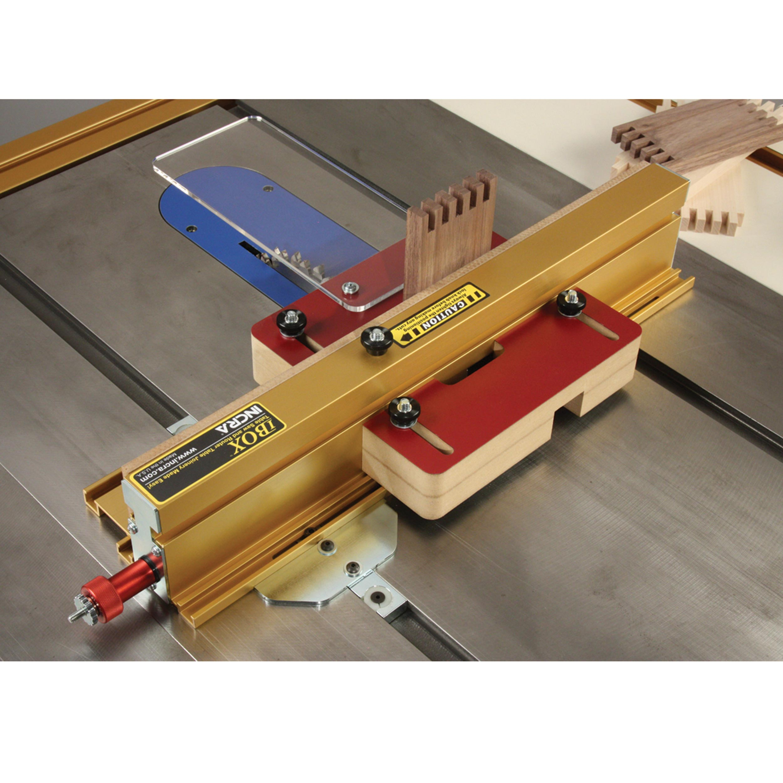 IBox Jig For Box Joints, Model#  IBox