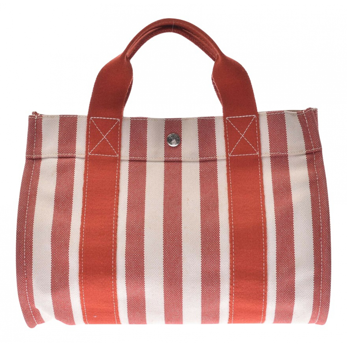 Hermès Toto Multicolour Cloth handbag for Women \N
