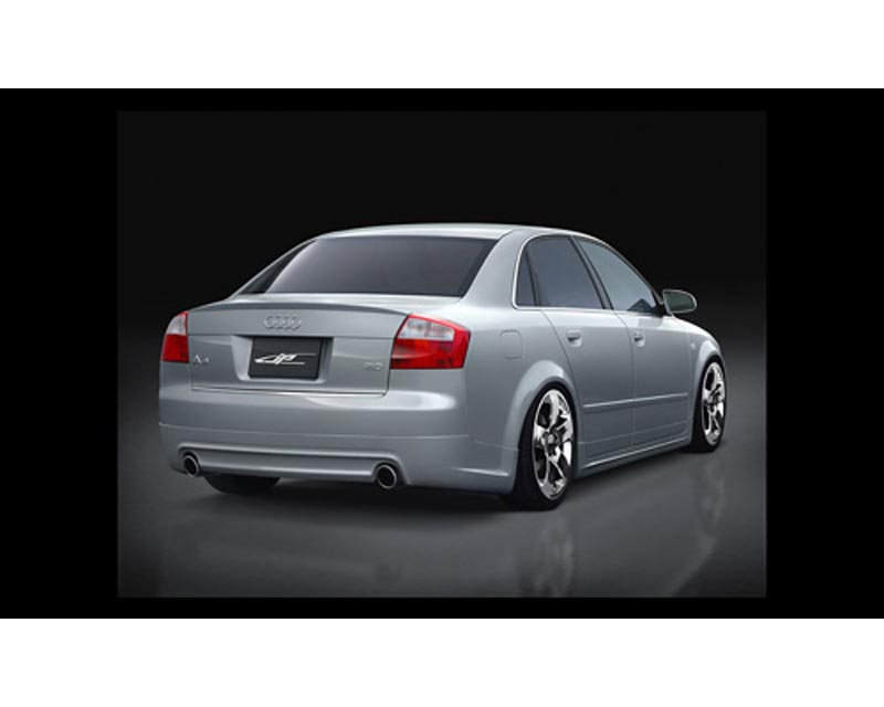 JP Rear Trunk Spoiler Audi A4 02-04