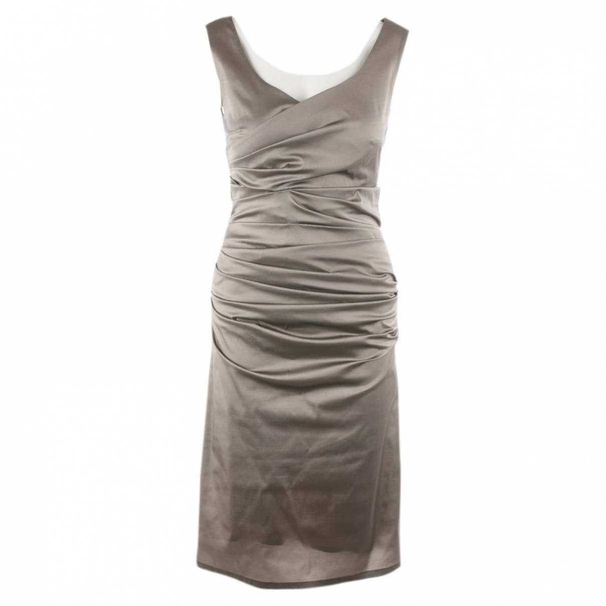 Talbot Runhof \N Brown dress for Women 34 FR