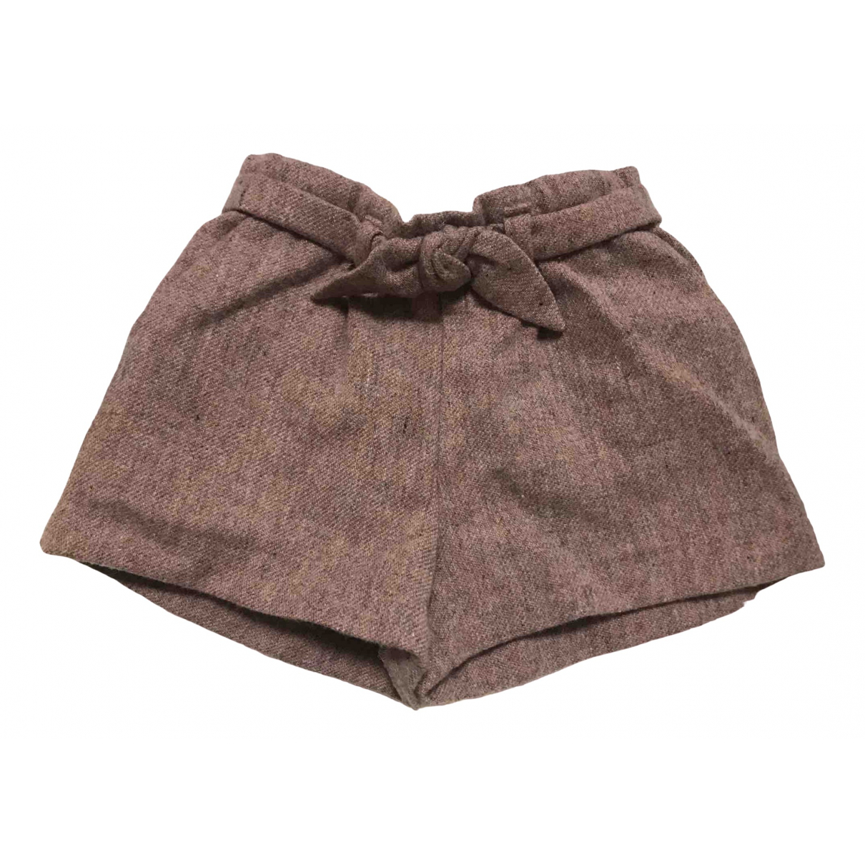 Zara \N Pink Wool Shorts for Kids 18 months - until 32 inches UK