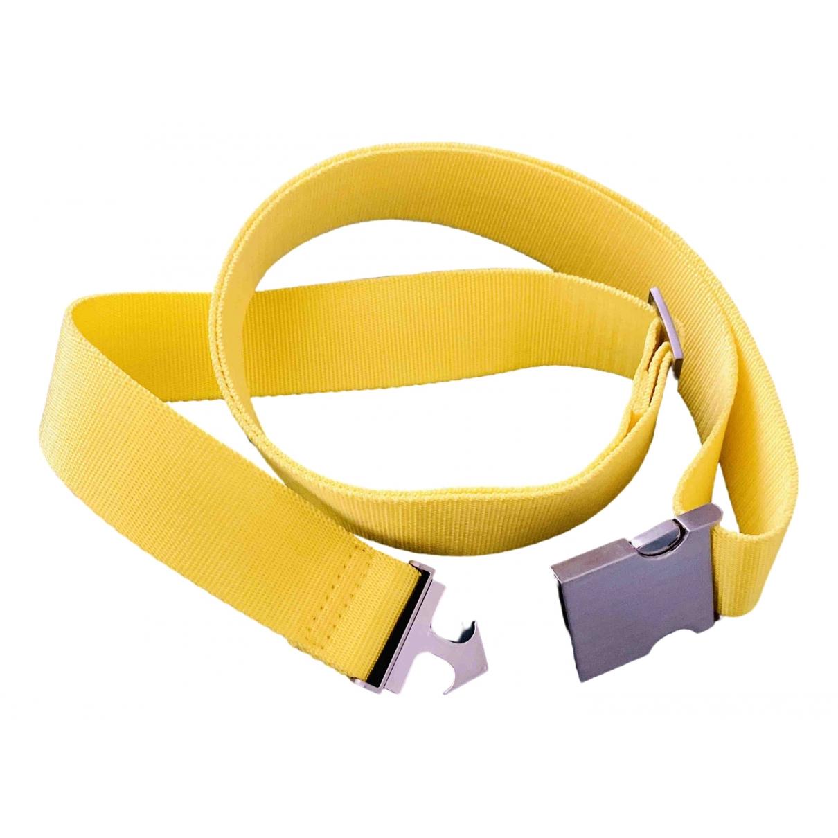 Cinturon de Lona Cos
