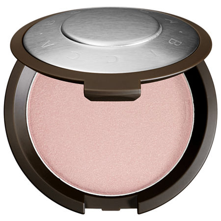 BECCA Shimmering Skin Perfector Pressed Highlighter, One Size , Beige
