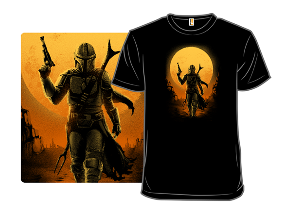 The Way Of The Outlaw T Shirt