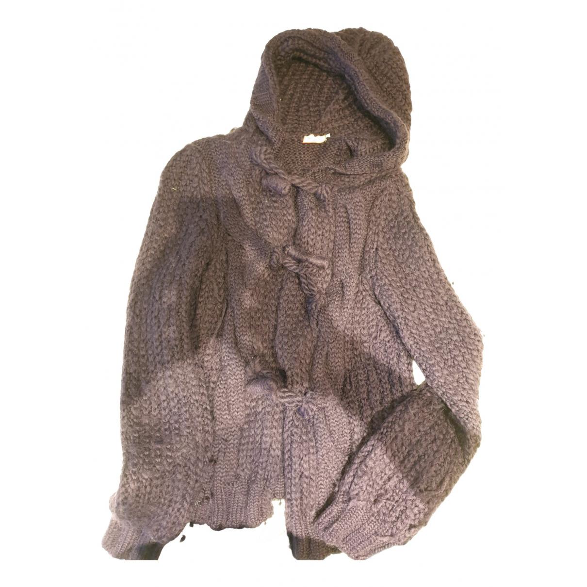 Max & Co \N Purple Wool Knitwear for Women M International