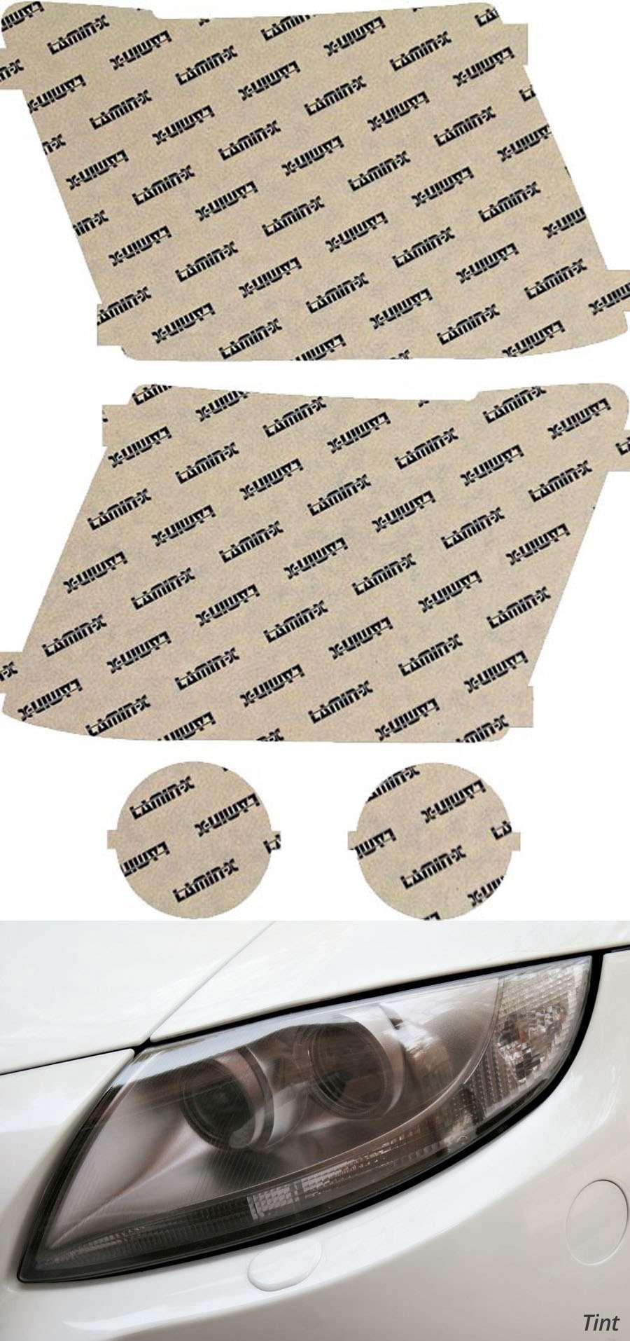 Nissan Xterra 05-15 Tint Lighting Covers Lamin-X N517T