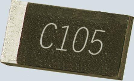 AVX Tantalum Capacitor 2.2μF 16V dc Electrolytic Solid ±20% Tolerance , F92 (10)