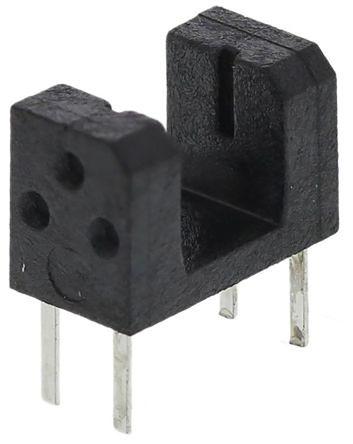 ROHM RPI-441C1 , Through Hole Slotted Optical Switch, Phototransistor Output (15)