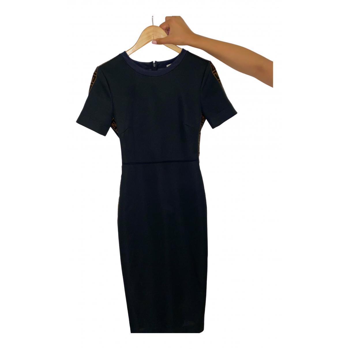 Fendi - Robe   pour femme - noir