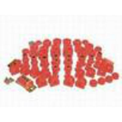 Prothane Motion Control Total Kit (Red) - 45839