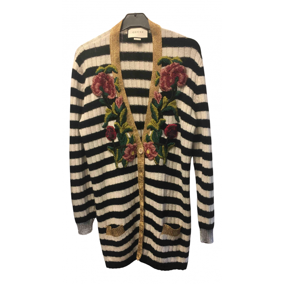 Gucci N Multicolour Wool coat for Women M International