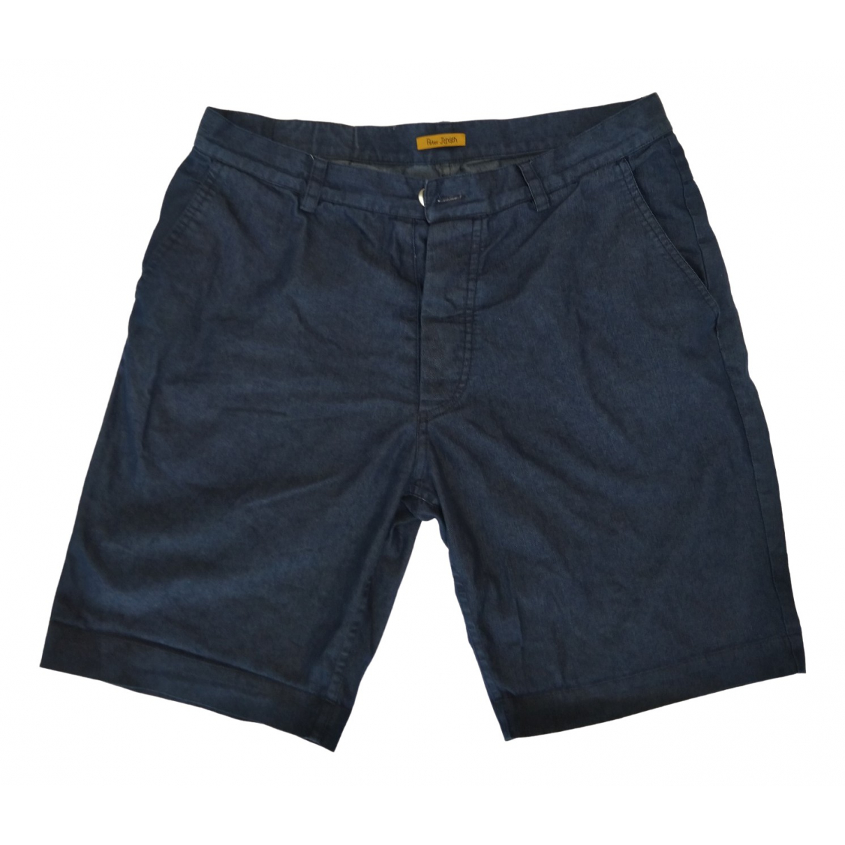 Peter Jensen \N Shorts in  Blau Baumwolle