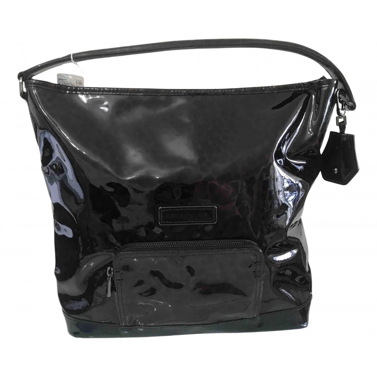 Longchamp - Sac a main   pour femme - noir