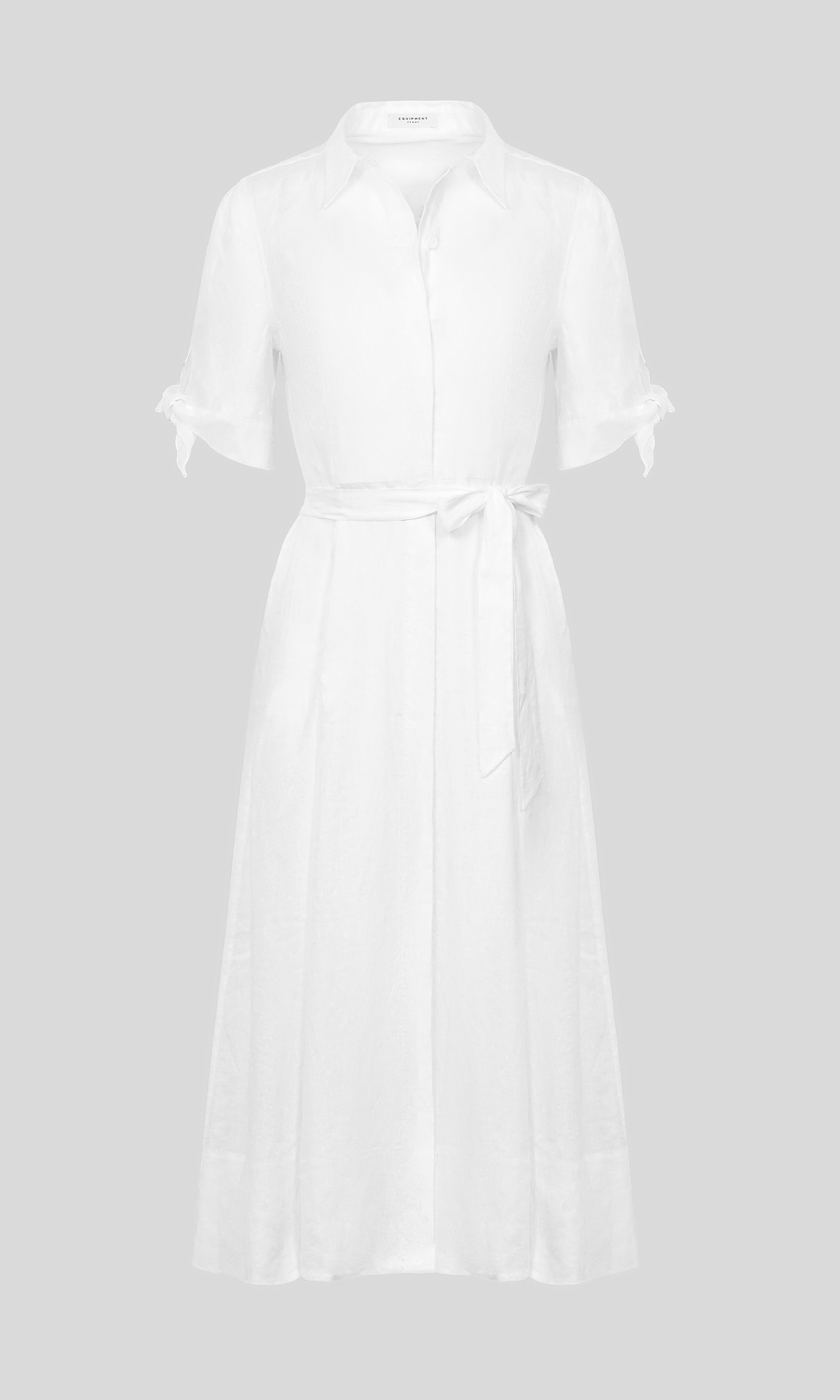 Irenne Linen Dress by Equipment
