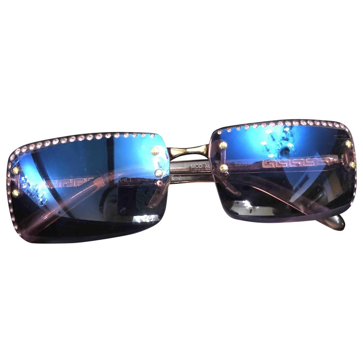 Versace \N Sonnenbrillen in Metall