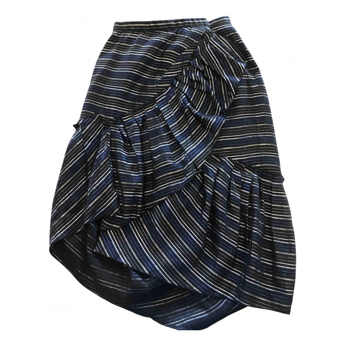 Marc Jacobs - Jupe   pour femme - bleu