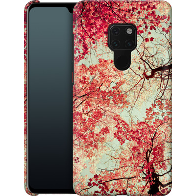 Huawei Mate 20 Smartphone Huelle - Autumn Inkblot von Joy StClaire