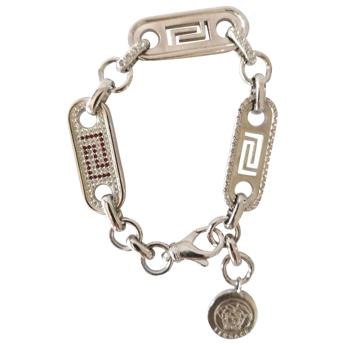 Versace Medusa Armband in  Silber Versilbert