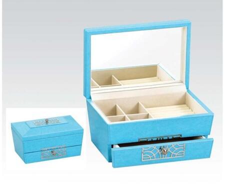 98232 Idola Jewelry Box  Blue