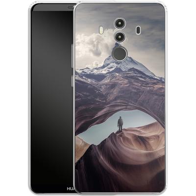 Huawei Mate 10 Pro Silikon Handyhuelle - The Great Outdoors von Enkel Dika