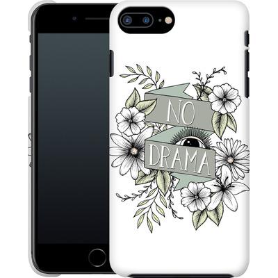 Apple iPhone 7 Plus Smartphone Huelle - No Drama - Green von Barlena
