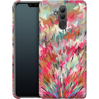 Huawei Mate 20 Lite Smartphone Huelle - Black Pigment Explosion von Danny Ivan
